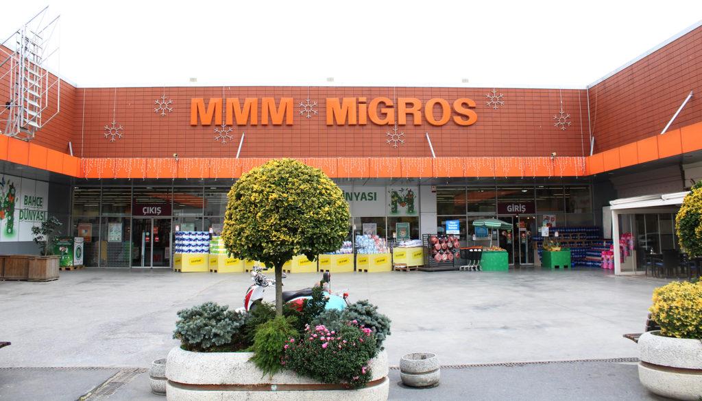 Atakent Migros MMM Migros