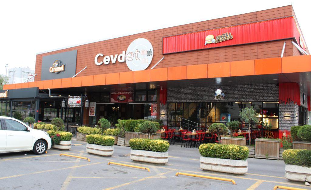 Atakent Migros Cevdet Usta Caramel Cafe